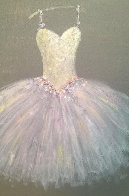 The Ballet dress