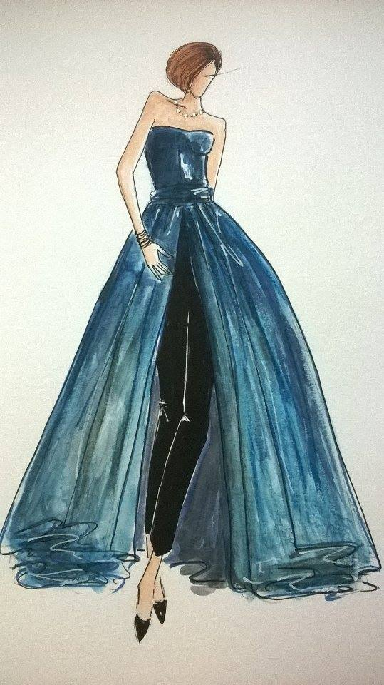 Inspired by Dior