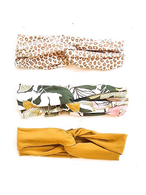 Tropical Dreams Headband  Collection