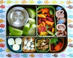 Quick 'No-Prep' Lunchbox Ideas