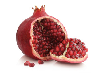Pomegranate's Heart-Healthy Benefits