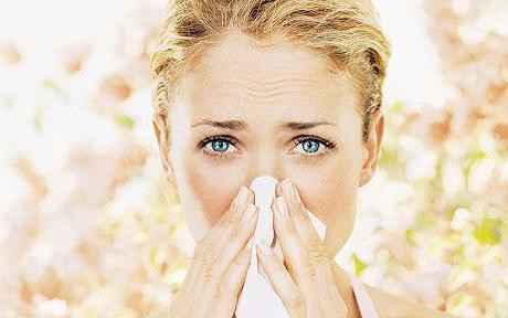 natural treatment of hayfever
