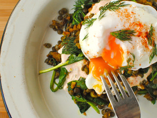 Protein for Breakfast - A Cure for Cravings