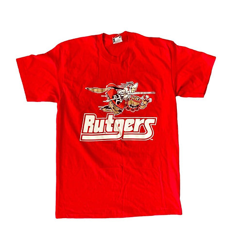 Vintage Rutgers Scarlet Knights T Shirt