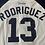 Thumbnail: Vintage New York Yankees Alex Rodriguez MLB Baseball Jersey By Majestic