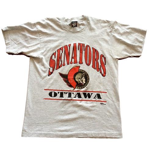 Vintage Ottawa Senators T-Shirt by Screen Stars