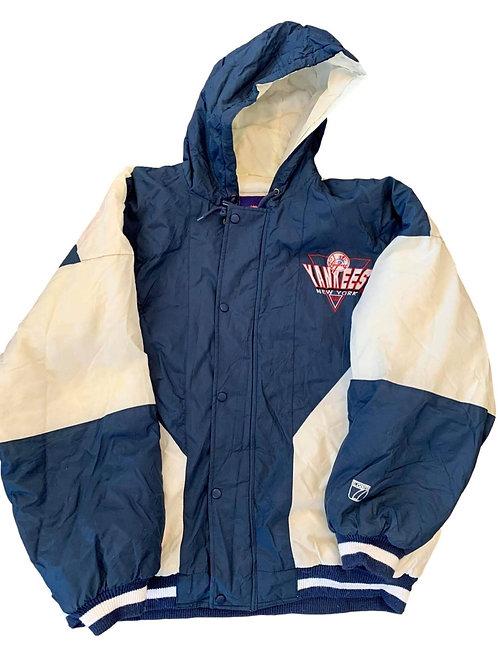 Vintage New York Yankees Winter Jacket By Logo 7