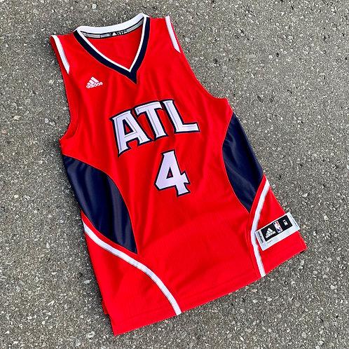 Atlanta Hawks Paul Millsap Nba Basketball Jersey By Adidas