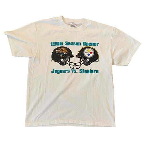 Vintage Jacksonville Jaguars T Shirt By Hanes