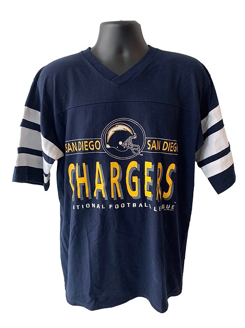 Vintage San Diego Chargers T Shirt By Logo 7