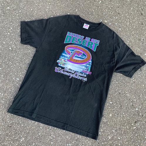 Vintage Arizona Diamondbacks T Shirt By AAA
