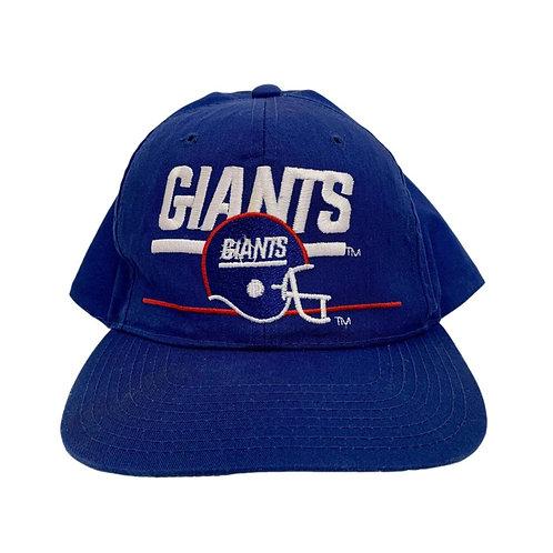 Vintage New York Gaints Snapback Hat By Eastport