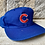 Thumbnail: Vintage Chicago Cubs Snapback Hat By Signature