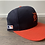 Thumbnail: Vintage Detroit Tigers Plain Logo Fitted Hat By Sports Specialties