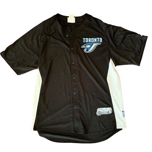 Vintage Toronto Blue Jays MLB Baseball Jersey By Majestic