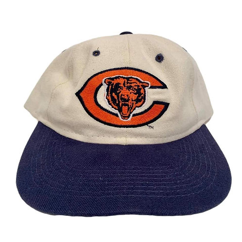 Vintage Chicago Bears Snapback Hat By Logo 7