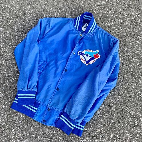 Vintage Toronto Blue Jays Button Up Jacket By Shain