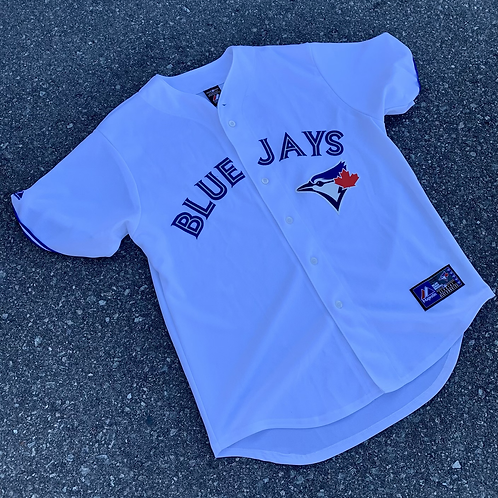 Toronto Blue Jays MLB Baseball Jersey By Majestic