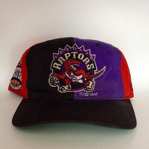 Vintage Toronto Raptors Snapback Hat by Starter