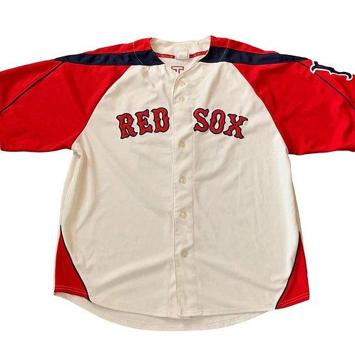 Vintage Boston Red Sox David Ortiz MLB Baseball Jersey By Majestic