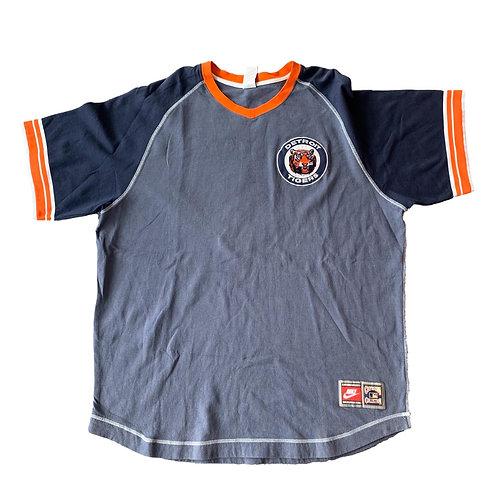 Vintage Detroit Tigers Alan Tranmell MLB Baseball Jersey By Nike