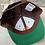 Thumbnail: Vintage San Diego Padres Plain Logo Snapback Hat By Drew Pearson