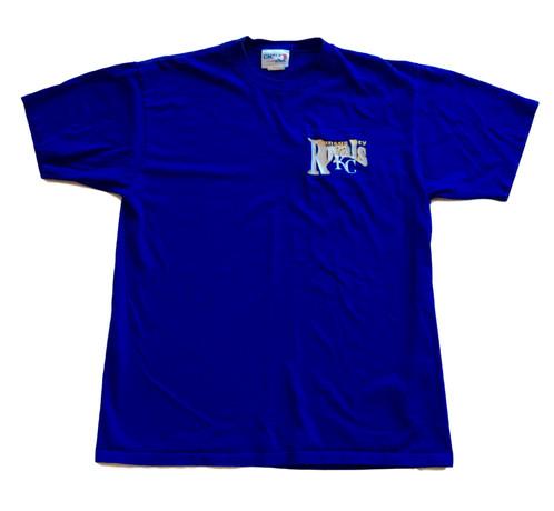 vintage kansas city royals t shirt by chalk line
