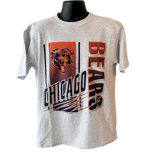 Vintage Chicago Bears T Shirt By Logo 7