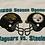 Thumbnail: Vintage Jacksonville Jaguars T Shirt By Hanes