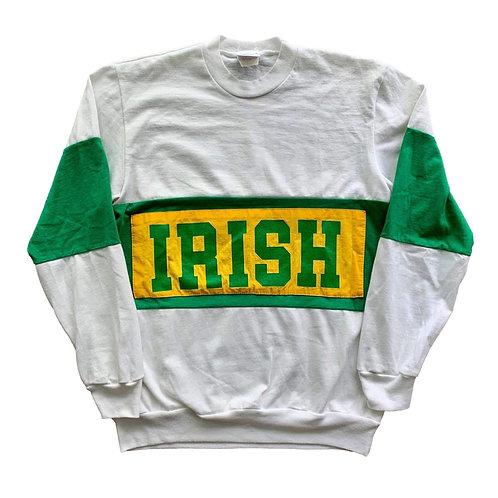 Vintage Notre Dame Irish Shirt By Nutmeg Mills