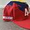 Thumbnail: Vintage Nascar Racing Splash 44 Snapback Hat By Logo 7