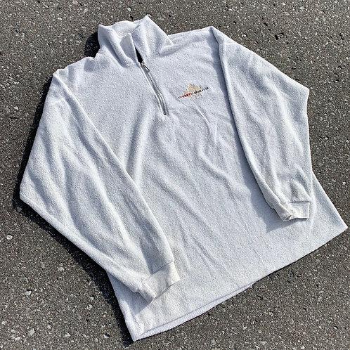 Vintage Toronto Blue Jays Zip Up Sweater By Bulletin
