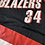 Thumbnail: Vintage Portland Trailblazers NBA Basketball Jersey By Champion
