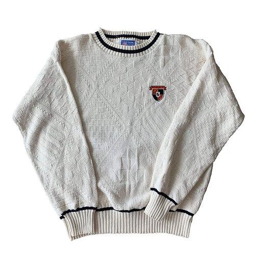 Vintage Cincinnati Bengals Crewneck Sweater By Nutmeg