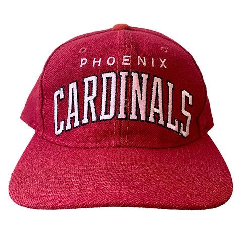 Vintage Phoenix Cardinals Starter Arch Snapback Hat