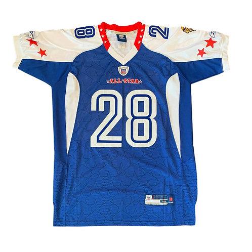 Minnesota Vikings Adrian Peterson Pro Bowl NFL Football Jersey By Reebok