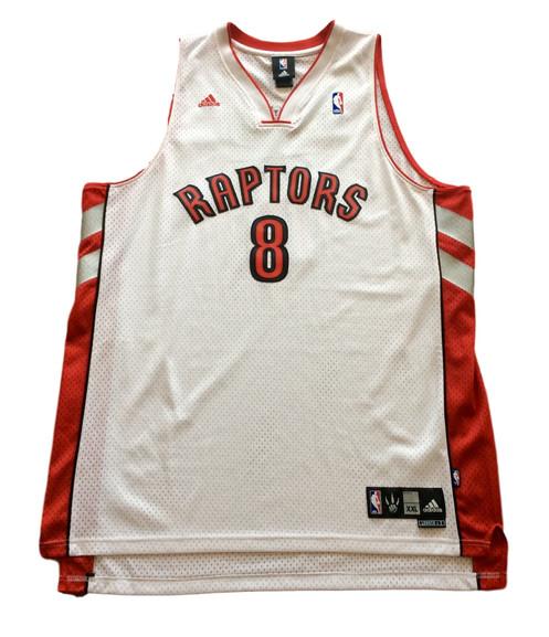 2d0fc6f0ace Toronto Raptors Jose Calderon Jersey by Adidas