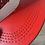 Thumbnail: Vintage Nebraska Huskers Leather Snapback Hat By Modern