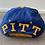 Thumbnail: Vintage Pitt Panthers Snapback Hat By Logo 7