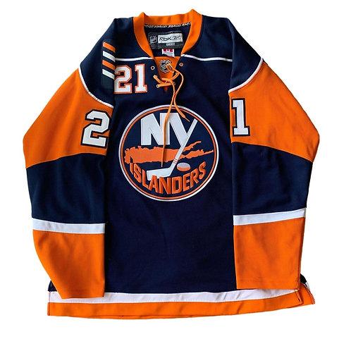 Vintage New York Islanders Kyle Okposo NHL Hockey Jersey By Reebok