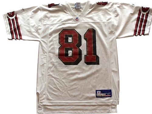 9b4249727 ... Vintage San Francisco 49ers Terrell Owens Jersey by Reebok ...