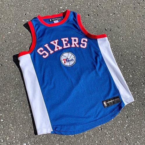 Philadelpia 76ers NBA Basketball Jersey By Reebok