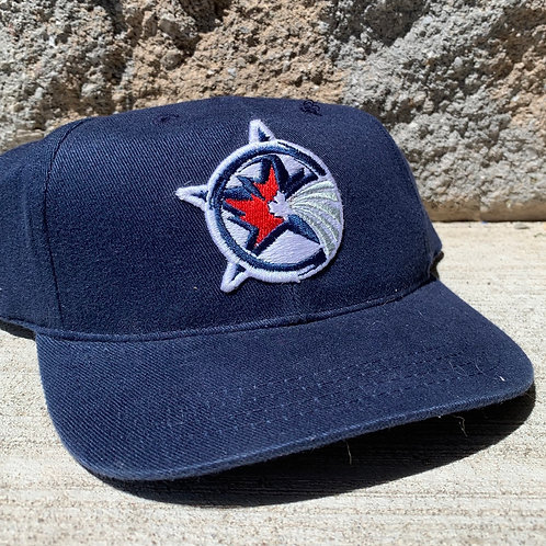 Vintage Toronto NHL All Star Game Snapback Hat By Annco