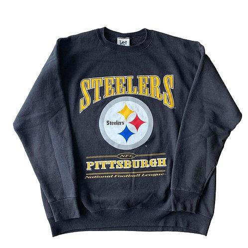 Vintage Pittsburgh Steelers Crewneck Sweater By Lee Sport