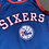 Thumbnail: Philadelpia 76ers NBA Basketball Jersey By Reebok