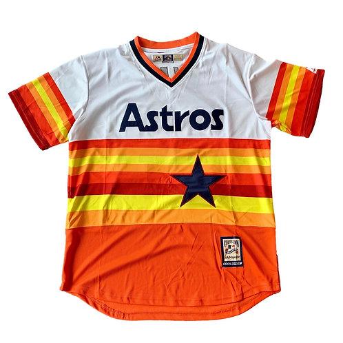 Houston Astros Nolan Ryan MLB Baseball Jersey By Majestic