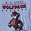 Thumbnail: Vintage NC State Wolfpack T Shirt By Hanes