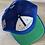 Thumbnail: Vintage Seton Hall Starter Arch Snapback Hat By Starter