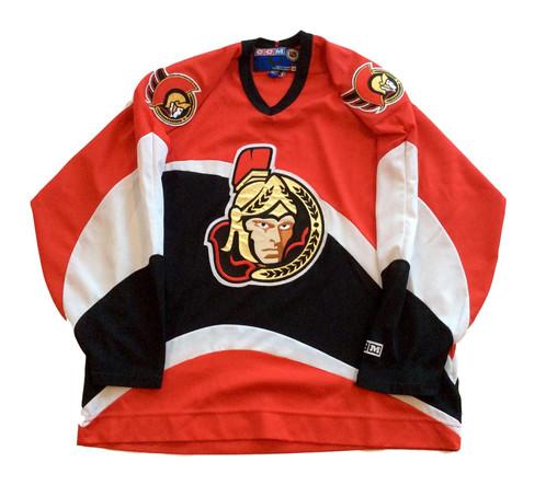 23b9ca275 ... discount vintage ottawa senators jersey by ccm c0a5b 52451