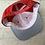 Thumbnail: Vintage Atlanta Hawks Snapback Hat by New Era